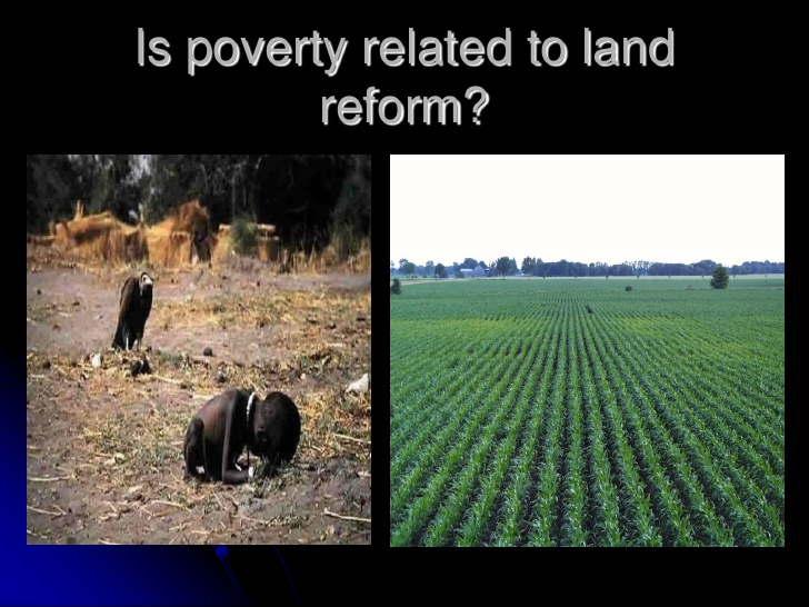 land reforms Since mao tse-tung's rise to leadership in the early 1930's, land reform has been the principal feature of the chinese communist party line it is the factor most stressed by the communists themselves it is the aspect of mao's program most discussed abroad.