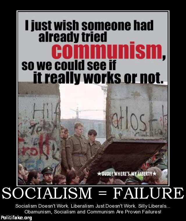 Why Communism Failed
