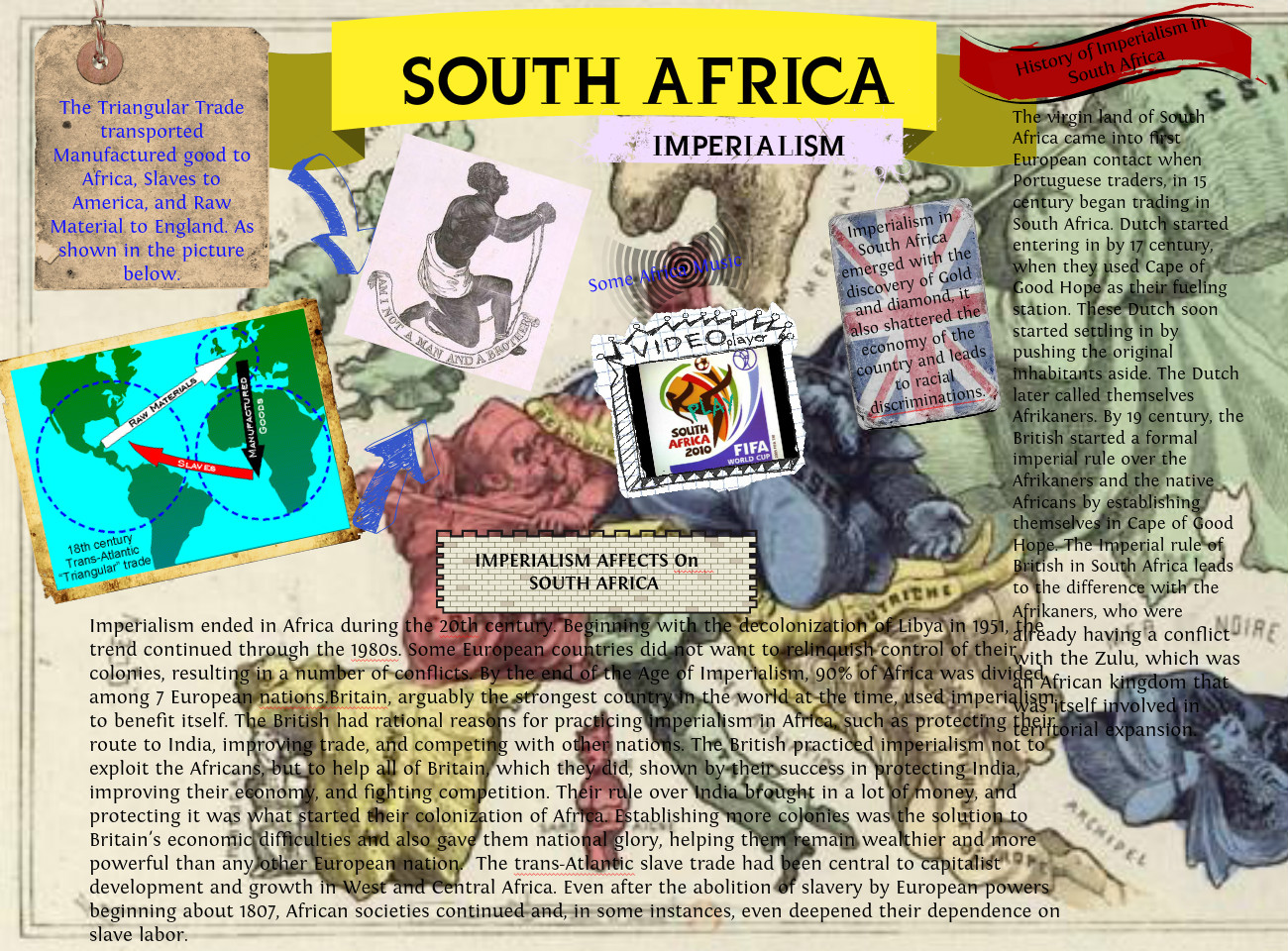 pros of british imperialism in africa New imperialism: africa 1884-1914  4 lessons in world history new imperialism: africa 5  examines the formation of a protestant-centered british national.
