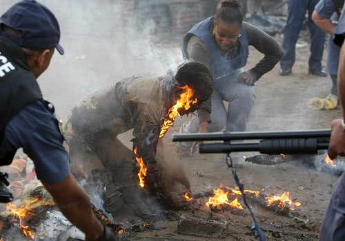 Protests In South Africa Radio Free South Africa